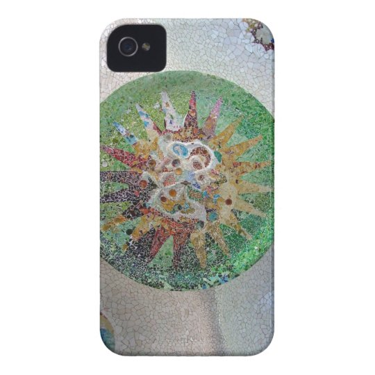 Gaudi flower Case-Mate iPhone 4 case