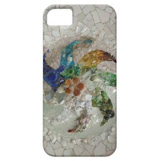 Gaudi flower iPhone 5 cases