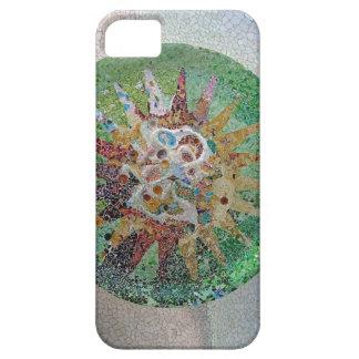 Gaudi flower iPhone 5 cover