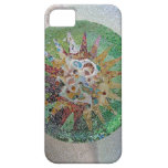 Gaudi flower iPhone 5 cover