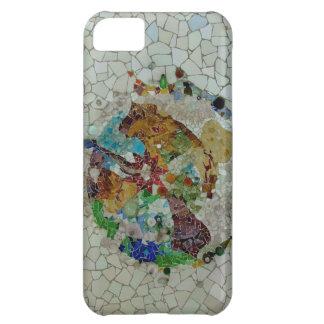 Gaudi flower iPhone 5C cover