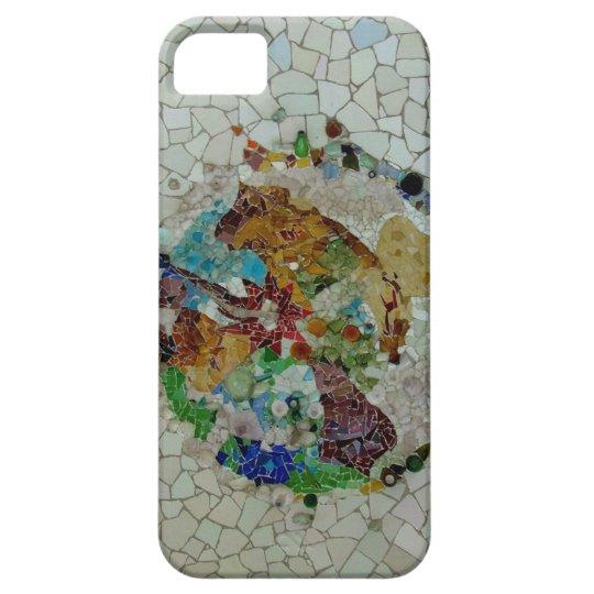 Gaudi flower iPhone SE/5/5s case