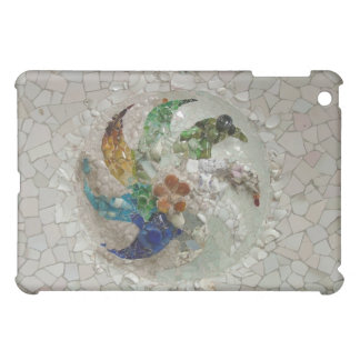 Gaudi Mosaic Cover For The iPad Mini