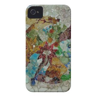Gaudi Mosaic iPhone 4 Case-Mate Cases