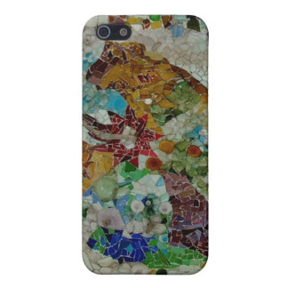 Gaudi Mosaic iPhone 5 Case