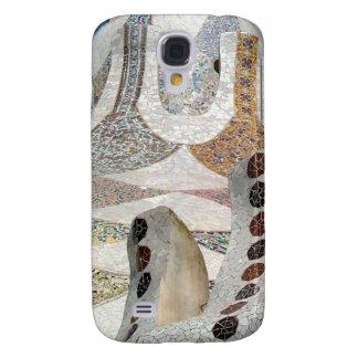 Gaudi Mosaic Rose Galaxy S4 Cover