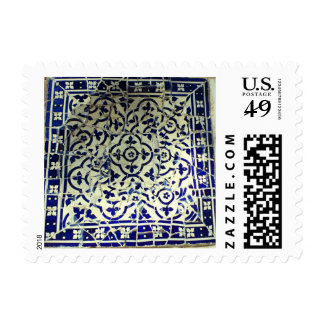 Gaudi s Park Guell Mosaic Tiles Barcelona Postage Stamps