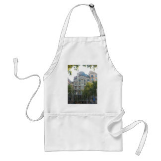 Gaudi Style house in Barcelona Adult Apron