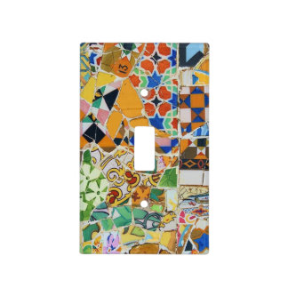 Gaudi Trencadis Switch Plate Covers