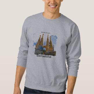 Gaudi's Barcelona Sweatshirt