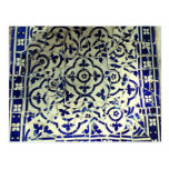 Gaudi's Park Guell Mosaic Tiles Barcelona Postcards