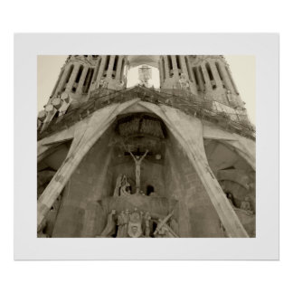 Gaudi's Sagrada Familia Posters