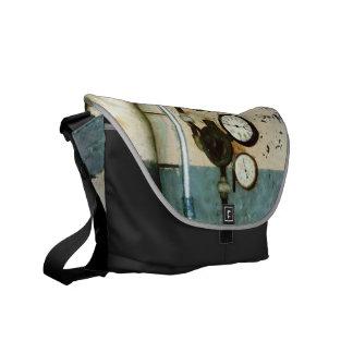 Gauges in Machine Shop Messenger Bag