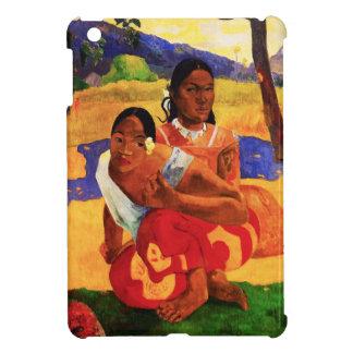 Gauguin cuando es usted que consigue casado iPad mini cárcasas