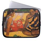 Gauguin French Polynesia Tahiti Women Computer Sleeve
