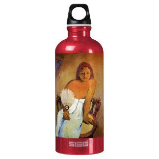 Gauguin Girl With A Fan SIGG Traveler 0.6L Water Bottle