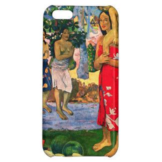 Gauguin Ia Orana Maria iPhone 5 Case
