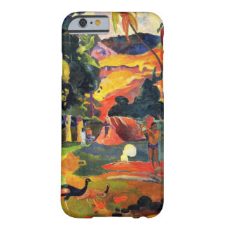 Gauguin Landscape with Peacocks iPhone 6 case