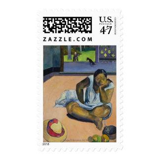Gauguin - Postage Stamp
