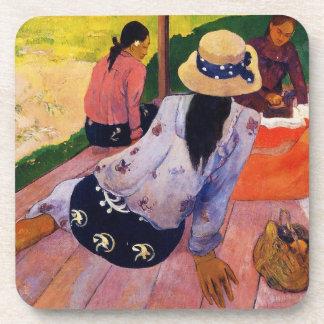 Gauguin Siesta Coaster
