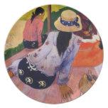 Gauguin Siesta Plates