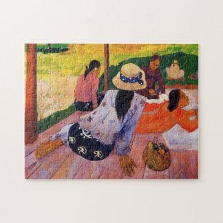 Gauguin Siesta Puzzle