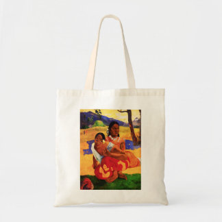Gauguin When Are You Getting Married Tote Bag
