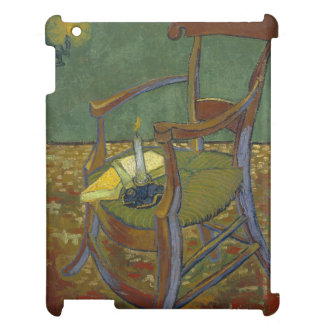 Gauguin's Chair by Vincent Van Gogh iPad Case