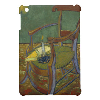 Gauguin's Chair by Vincent Van Gogh iPad Mini Cover