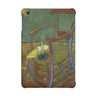 Gauguin's Chair by Vincent Van Gogh iPad Mini Covers