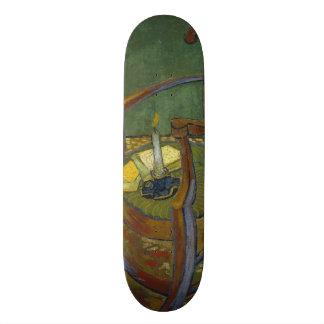 Gauguin's Chair by Vincent Van Gogh Skateboard Deck