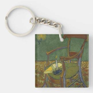 Gauguin's chair keychain
