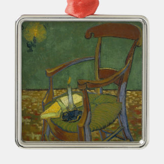 Gauguin's chair metal ornament