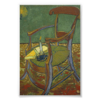 Gauguin's chair art photo