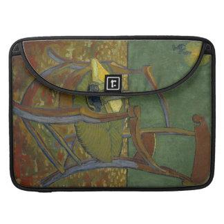 Gauguin's chair sleeve for MacBook pro