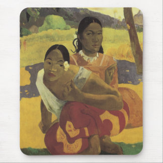Gauguin's When Will You Marry? Mousepad