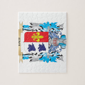 Gaul Coat of Arms - Family Crest Puzzle