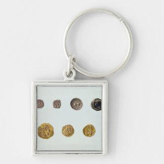 Gaulish coins, c.750-0 BC Keychains