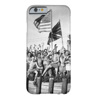 Gaunt allied prisoners of war at Aomori_War Image Barely There iPhone 6 Case