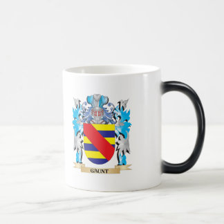 Gaunt Coat of Arms - Family Crest 11 Oz Magic Heat Color-Changing Coffee Mug