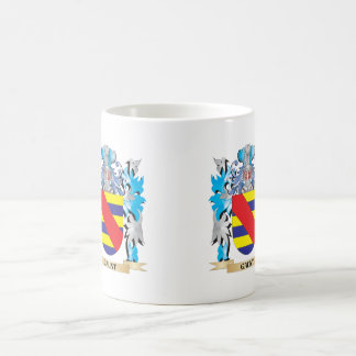Gaunt Coat of Arms - Family Crest Classic White Coffee Mug