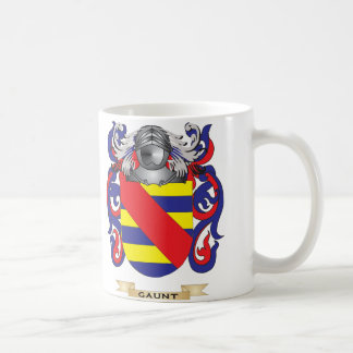 Gaunt Coat of Arms (Family Crest) Classic White Coffee Mug