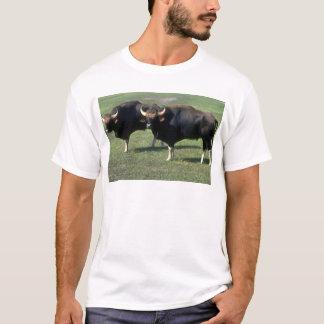 Gaur-adult bulls T-Shirt