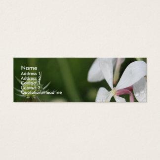 Gaura 2 mini business card