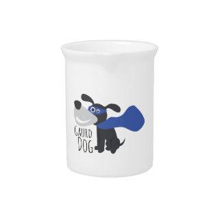 Gaurd Dog Beverage Pitchers