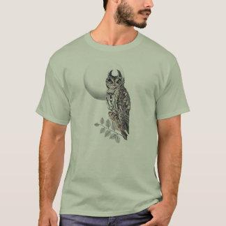 Gaurdian- Great Horned Owl T-Shirt