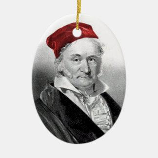 Gauss Ornamento Para Arbol De Navidad