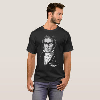 Gauss Shirt II (with Bell Curve)