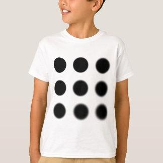 Gaussian 9 grid.png T-Shirt