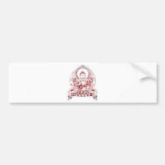 Gautama Buddha Bumper Sticker